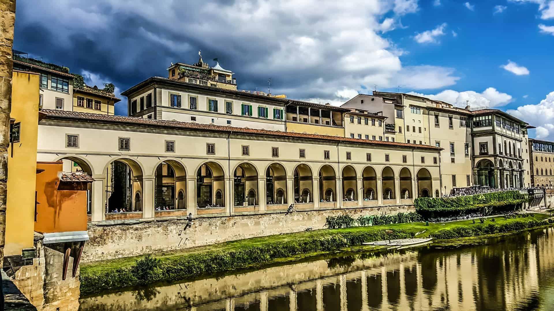 افضل 3 انشطة في متحف اوفيزي غاليري فلورنسا ايطاليا