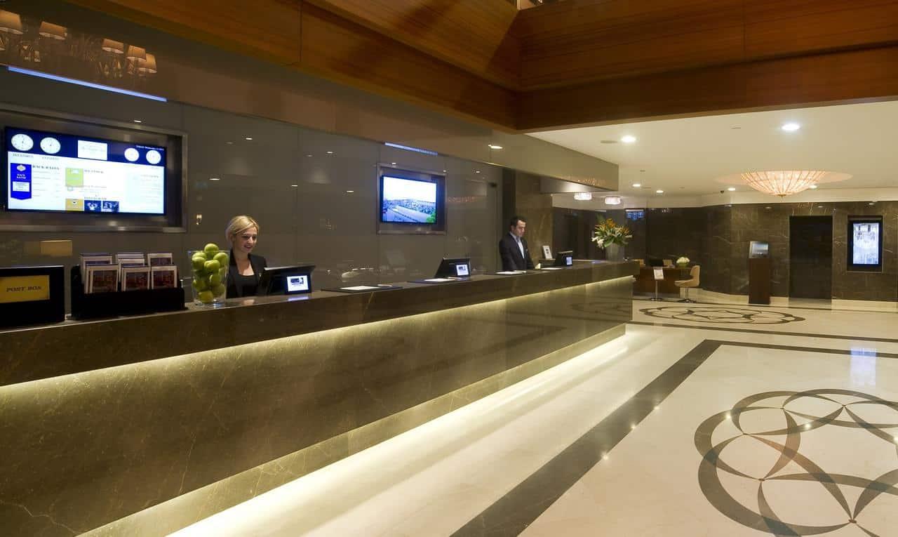الخدمات التي يقدمها فندق بيست ويسترن بلاس اسطنبول