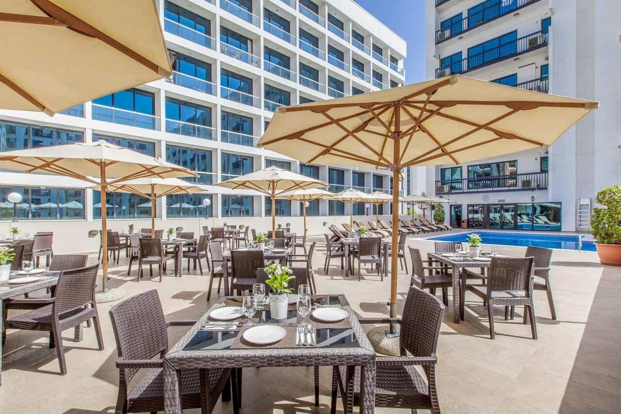 جولدن ساندس للشقق الفندقية دبي