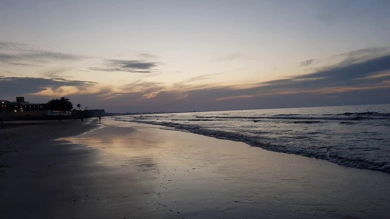 شاطئ القرم