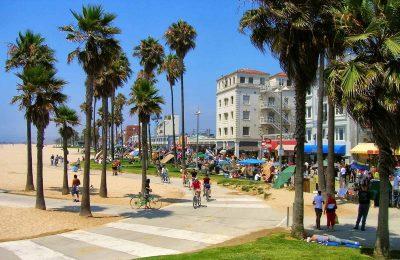 افضل 4 انشطة في شاطئ فينيسيا في لوس انجلوس امريكا