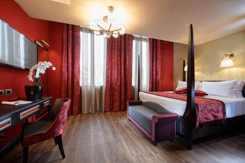 غرفة من فندق بالازو فينيزيانو