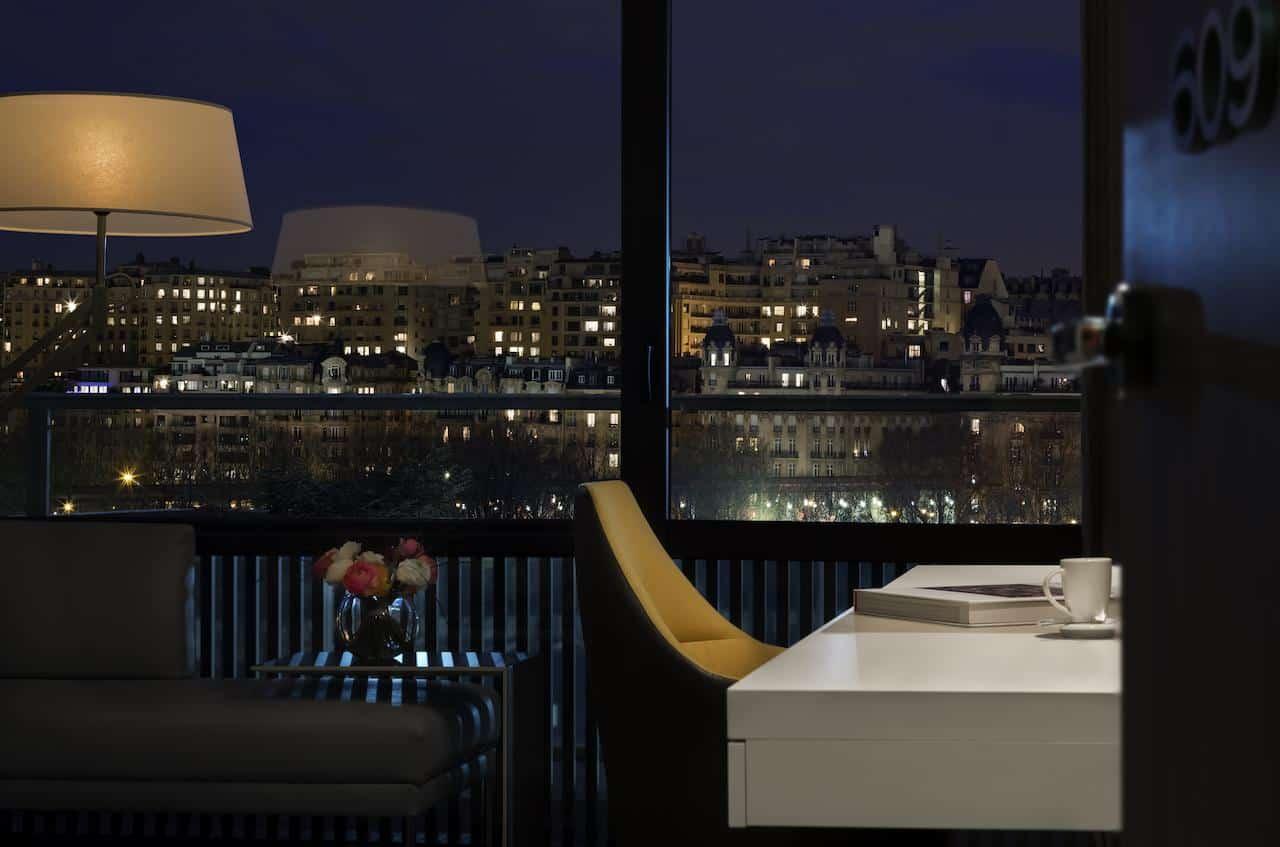 فندق بولمان باريس برج ايفل
