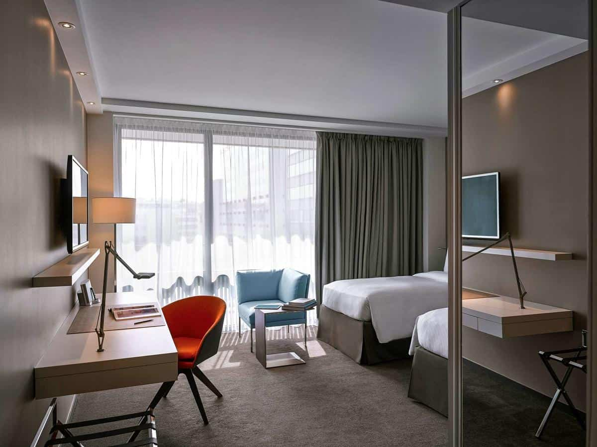 تقرير رائع عن فندق بولمان باريس برج ايفل