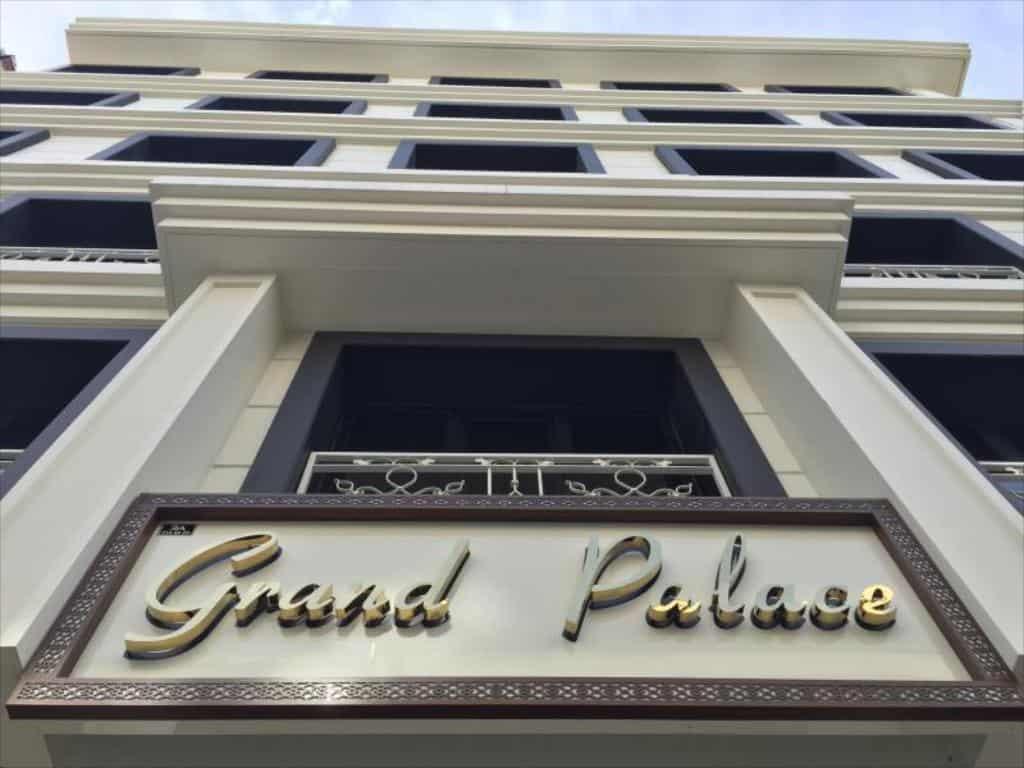 تقرير مفصل عن فندق جراند بالاس اسطنبول