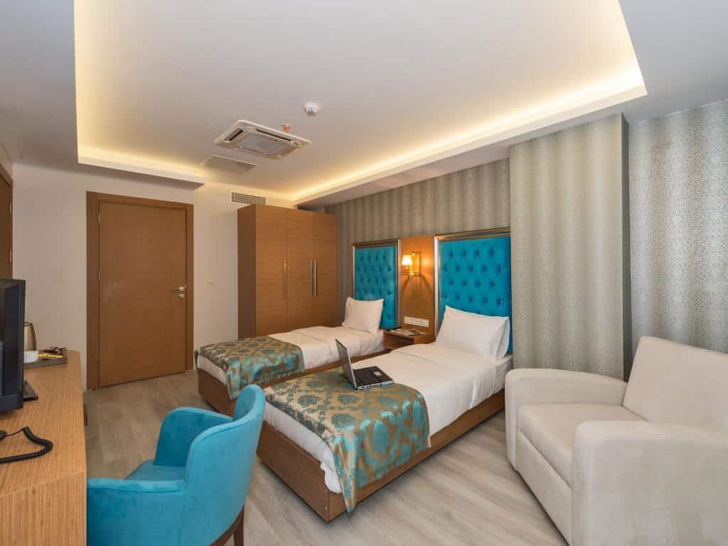 أسعار الغرف في الفندق