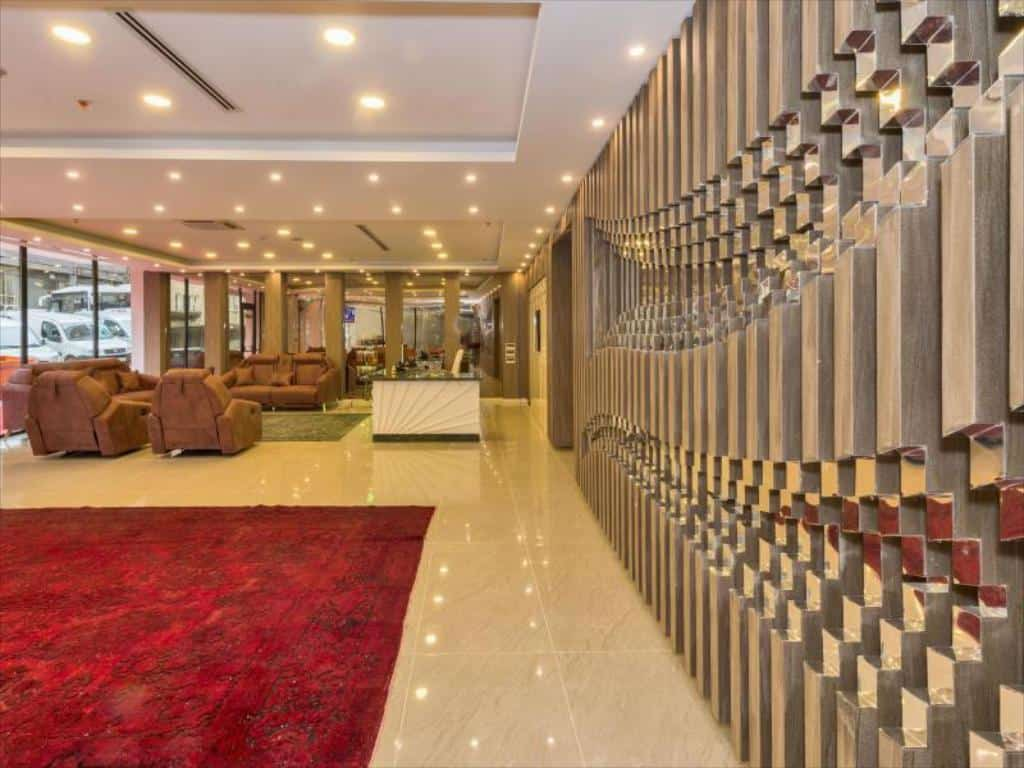 فندق جراند بالاس اسطنبول