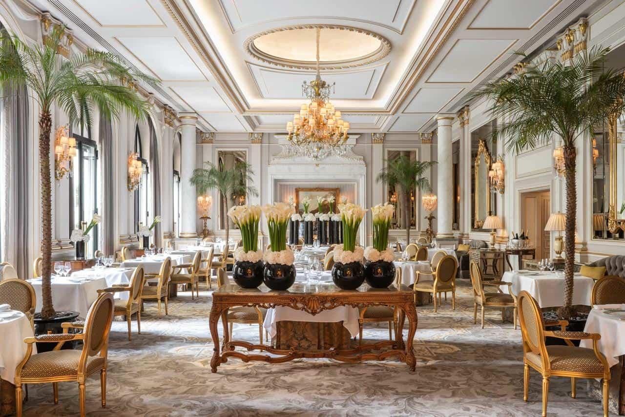 فندق فورسيزون باريس