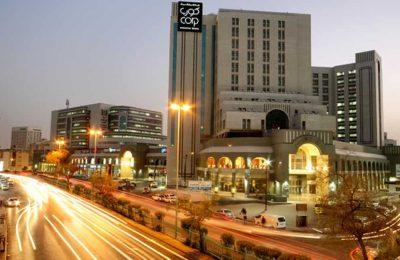 تقرير مصور عن فندق كورب الرياض