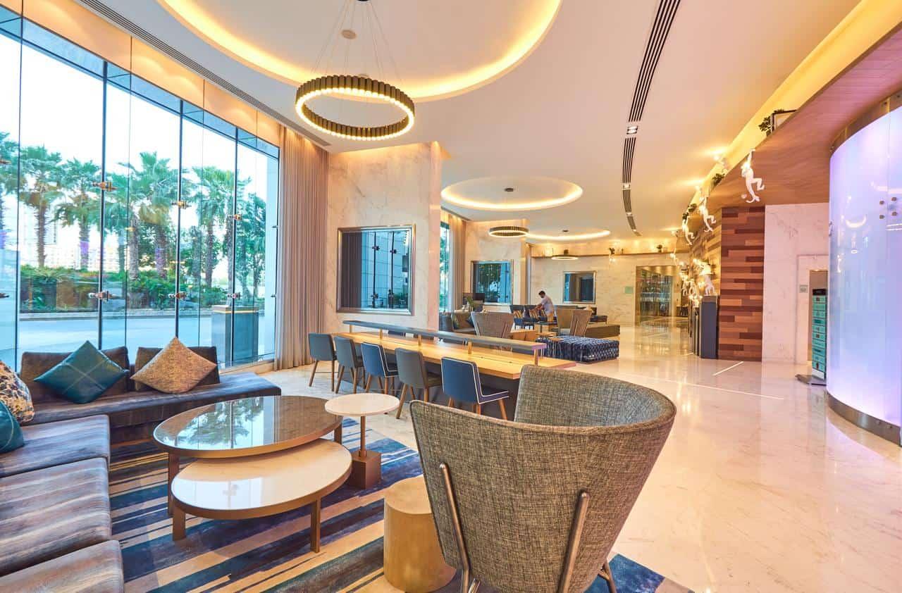 خدمات فندق ميديا ون دبي