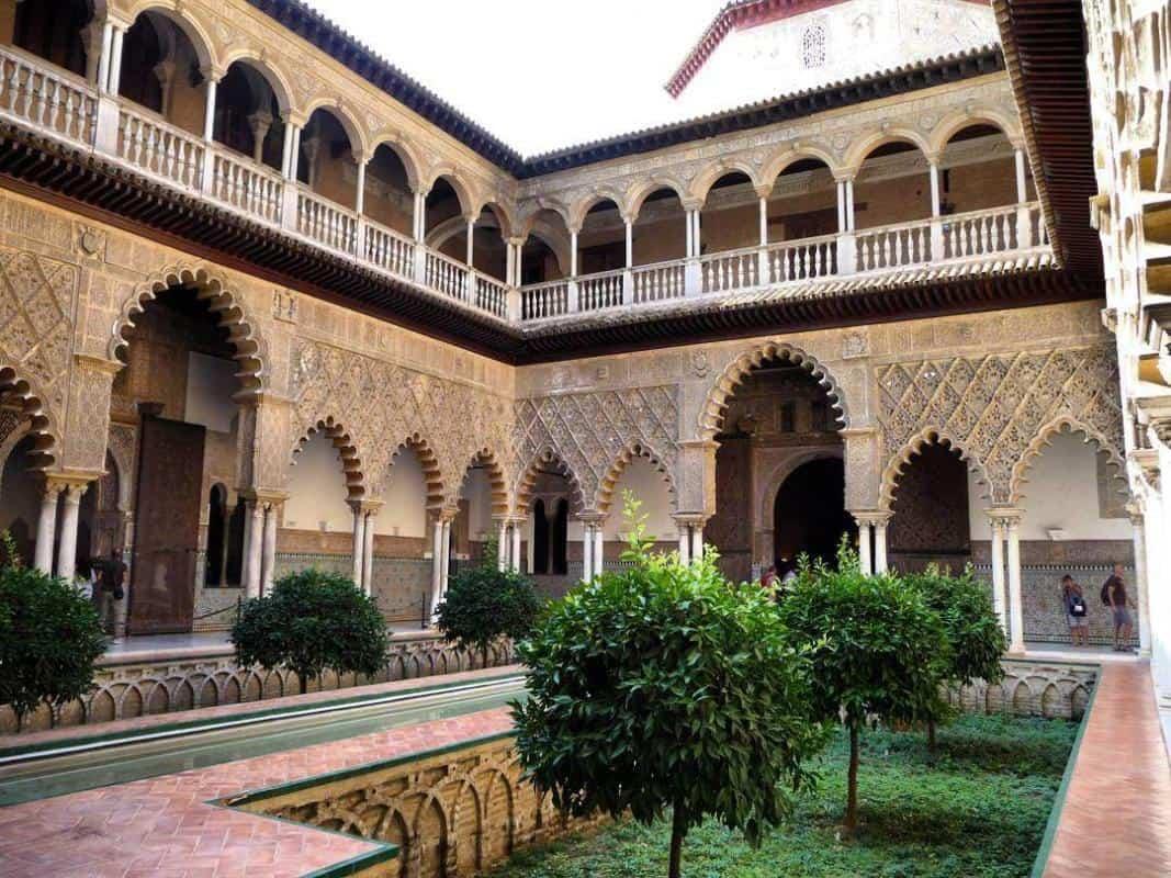 أفضل 5 أنشطة في قصر المورق في اشبيليا اسبانيا