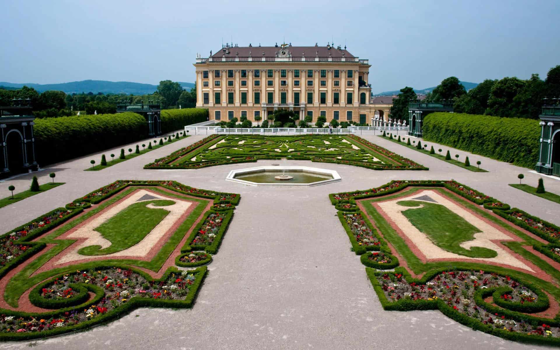 قصر-شونبرون