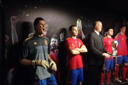 افضل 7 انشطة في متحف الشمع مدريد