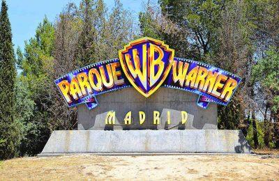 أفضل 9 انشطة في ملاهي وارنر بروس مدريد اسبانيا