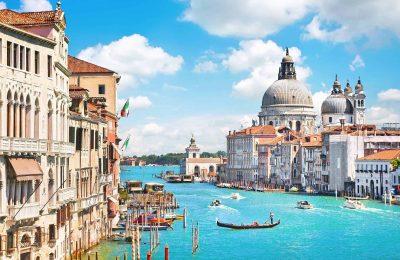 افضل 5 اماكن سياحية في فينيسيا البندقية