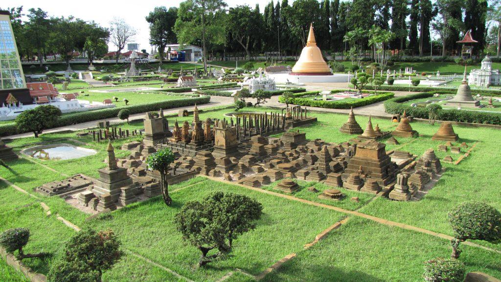 حديقة ميني سيام في بتايا