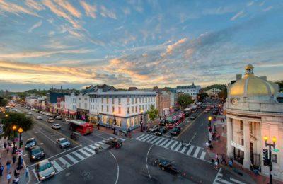 افضل 3 من مراكز التسوق في واشنطن امريكا