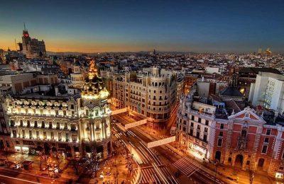 افضل 4 انشطة في شارع غران فيا مدريد اسبانيا
