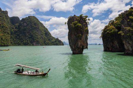 افضل 5 انشطة في خليج بان ناه في بوكيت تايلاند