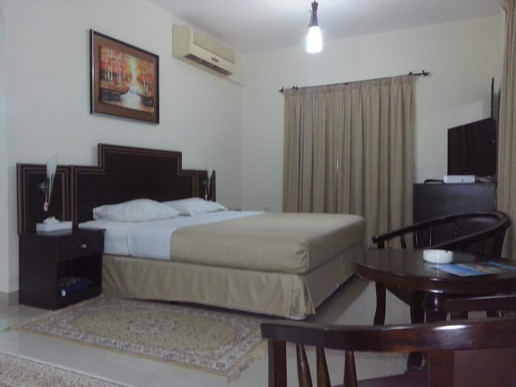 اسعار الغرف في الفندق