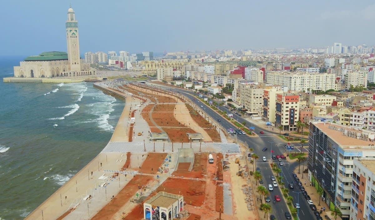 تقرير شامل عن فندق موكادور الدار البيضاء