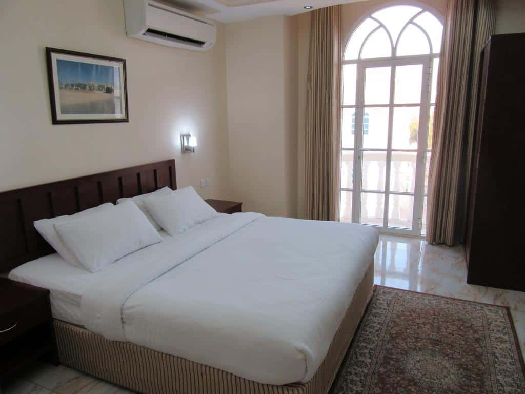 الفردوس للشقق الفندقية مسقط