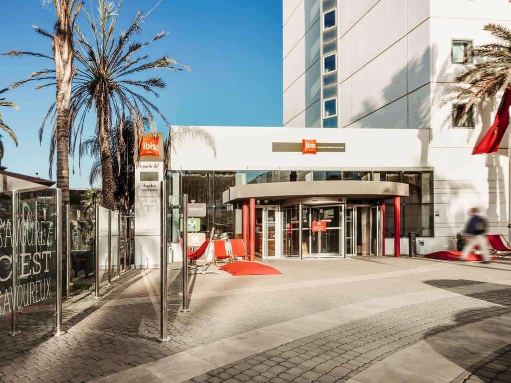 تقرير مميز عن فندق ايبيس الدار البيضاء