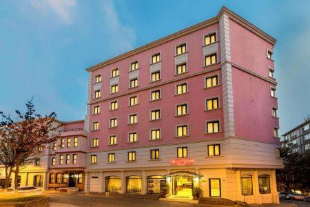 تقرير رائع عن فندق جراند يافوز اسطنبول