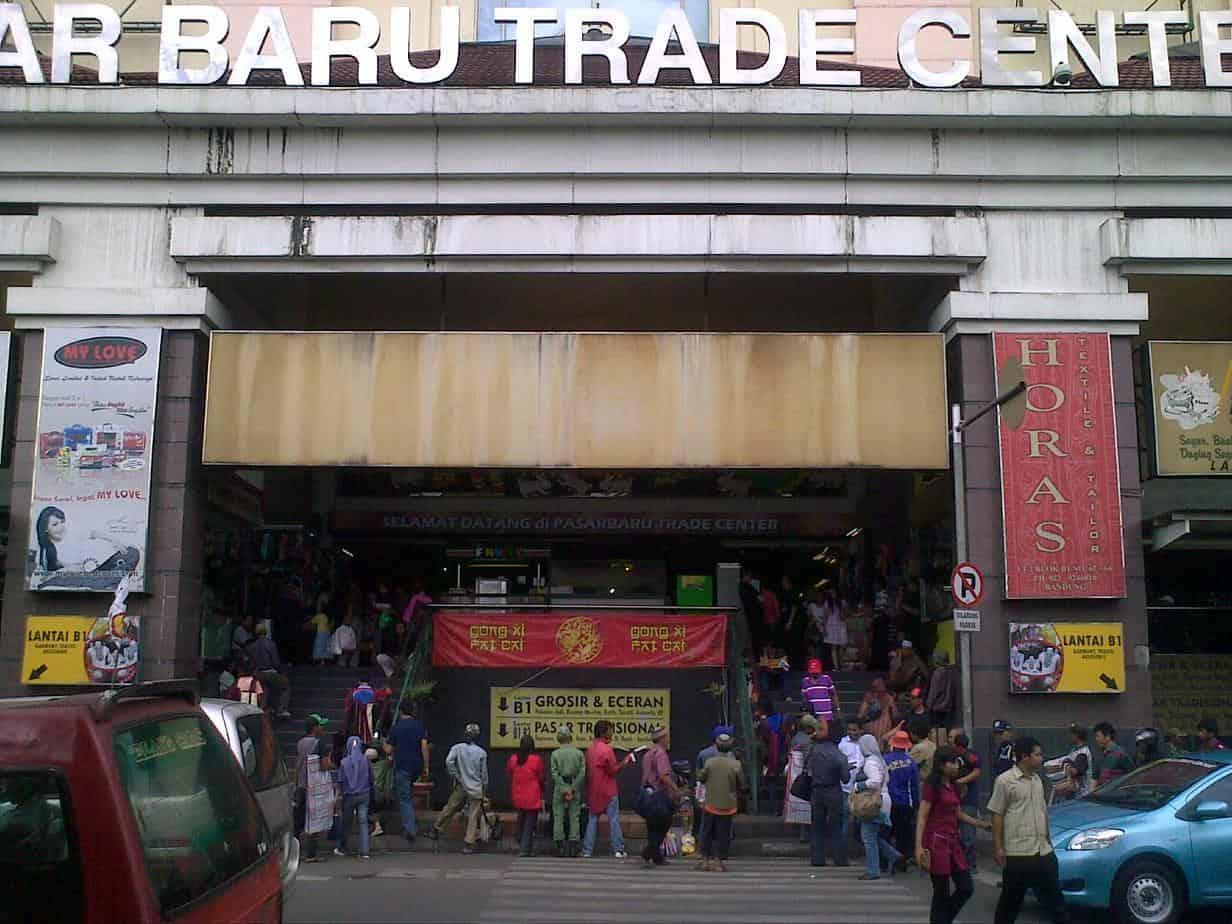 سوق بازا بارو