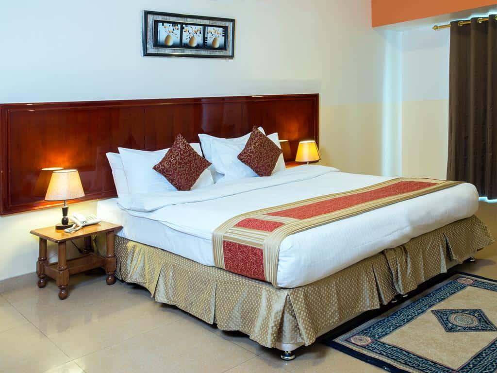 سفير بلازا للشقق الفندقية من افضل شقق فندقية للايجار في مسقط