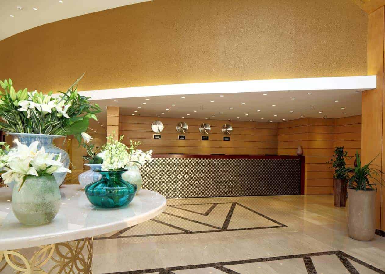 تقرير رائع عن سلسلة فندق جراند بلازا الرياض