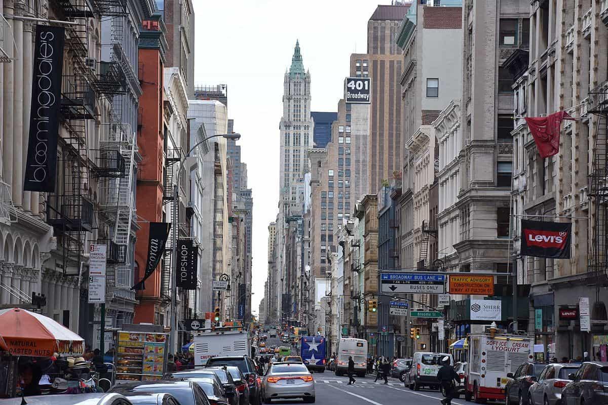 من اجمل اماكن التسوق في نيويورك