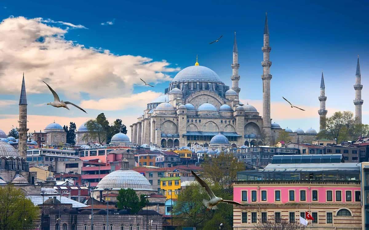 تقرير شامل عن فندق ماري بارك اسطنبول