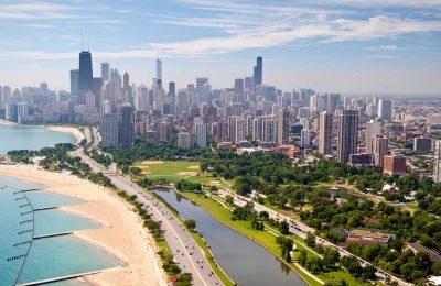 افضل 4 اماكن سياحية في شيكاغو