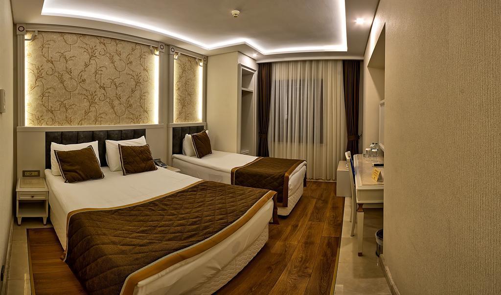 غرفة في الفندق