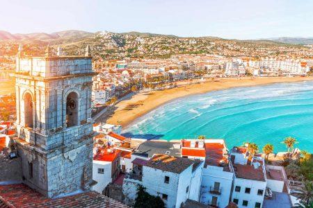 اين تقع فالنسيا وما المسافات بينها وبين مدن اسبانيا