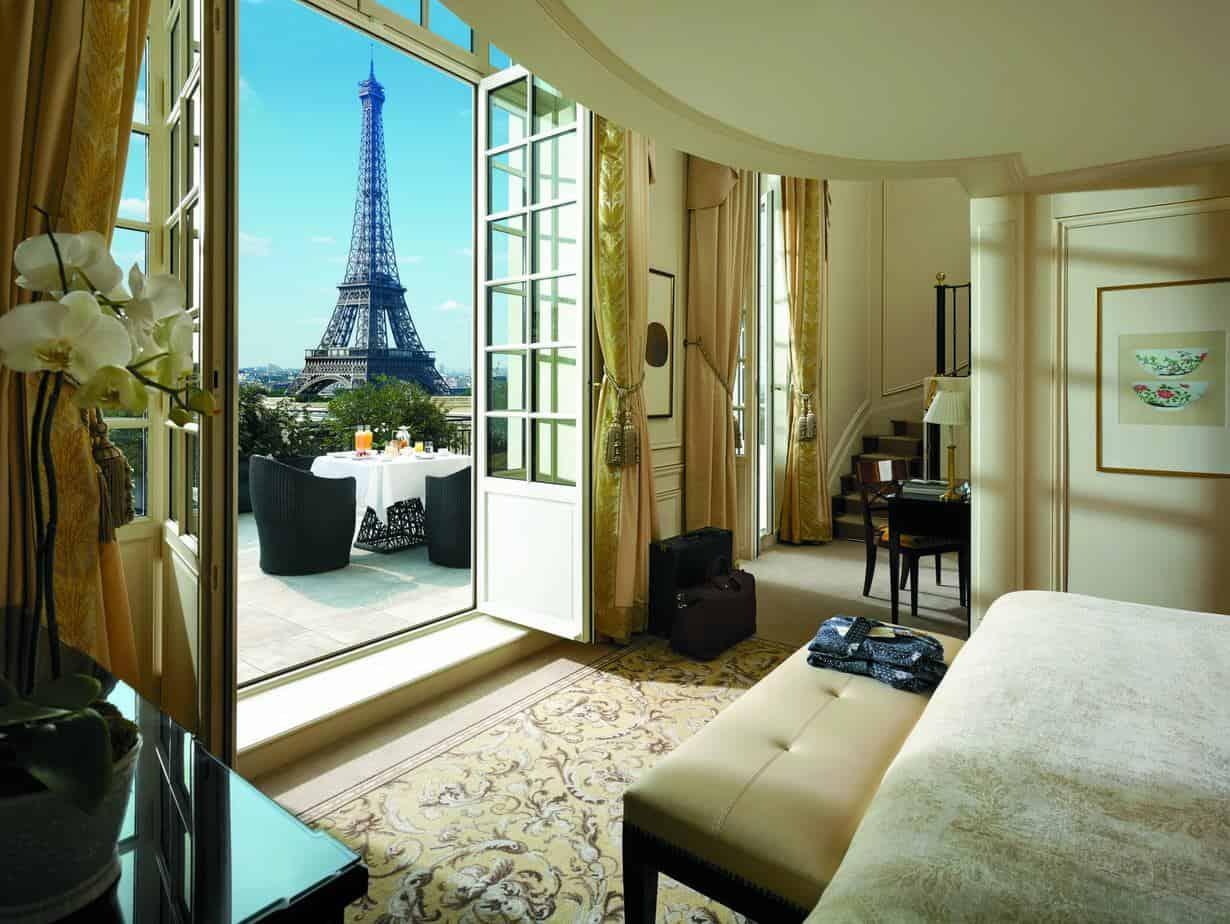 أفضل الفناد للإقامة أثناء السياحة في فرنسا