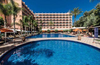 تقرير شامل عن فندق الاندلس مراكش