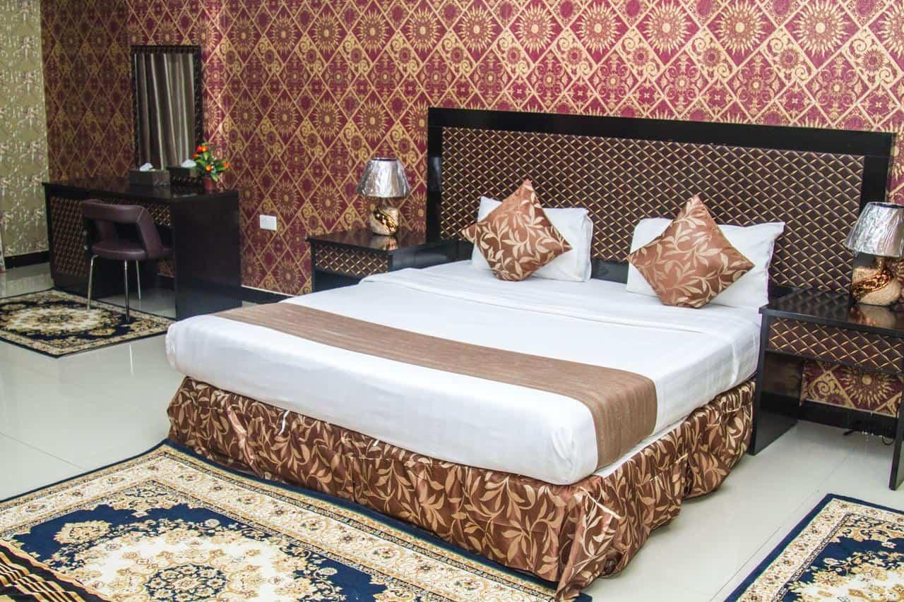 تقرير بالتفصيل عن فندق الحسام مسقط