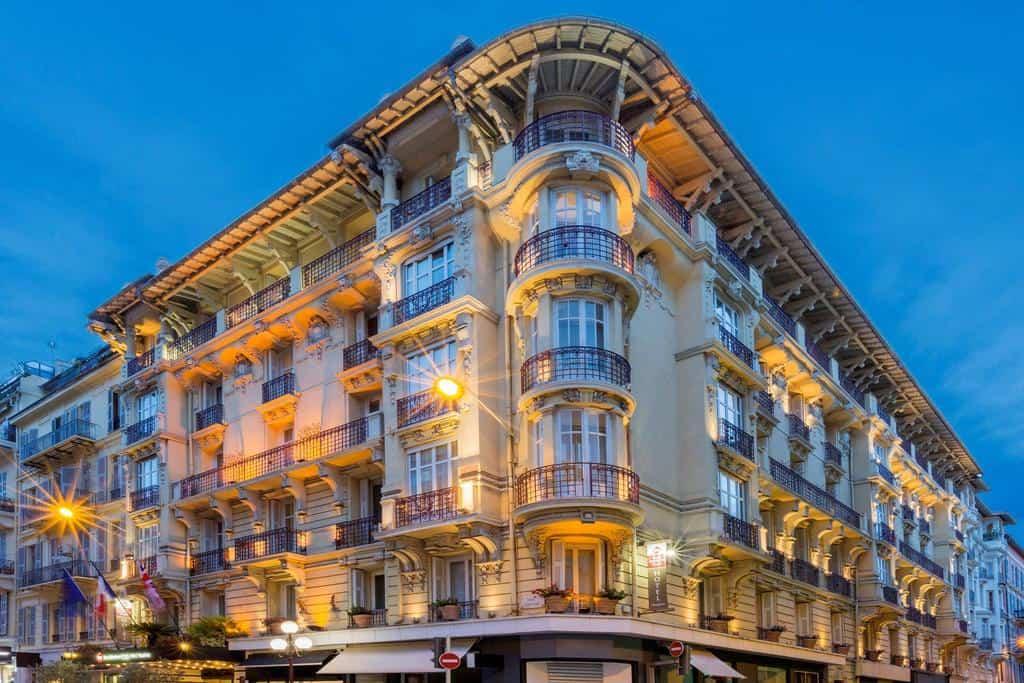 فندق بيست ويسترن بلص ماسينا نيس