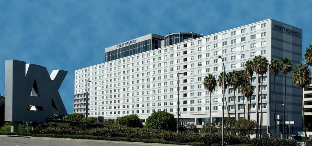 فندق حياة ريجنسي مطار لوس أنجليس الدولي