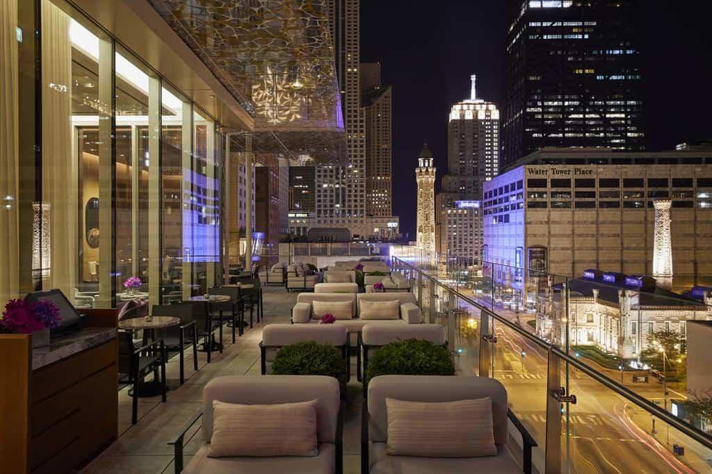 فندق ذا بينينسلا شيكاغو