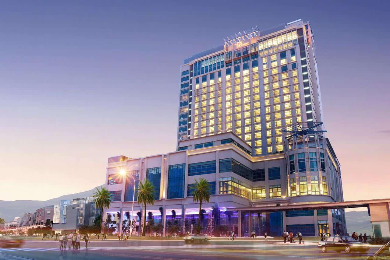 فندق ذا لايت، بينانغ