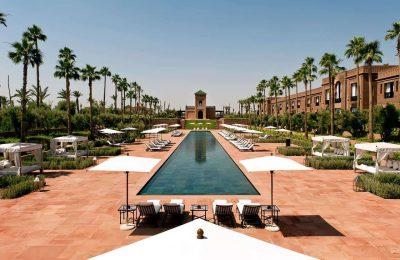 تقرير مفصل عن فندق سلمان مراكش
