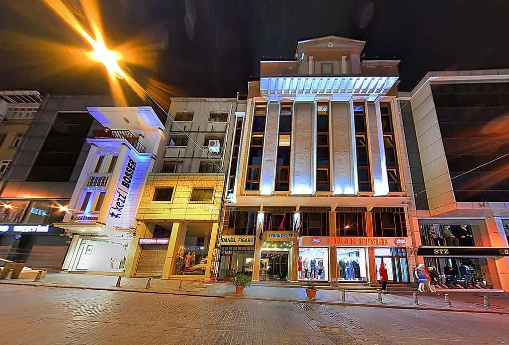 فندق سمير ديلوكس اسطنبول