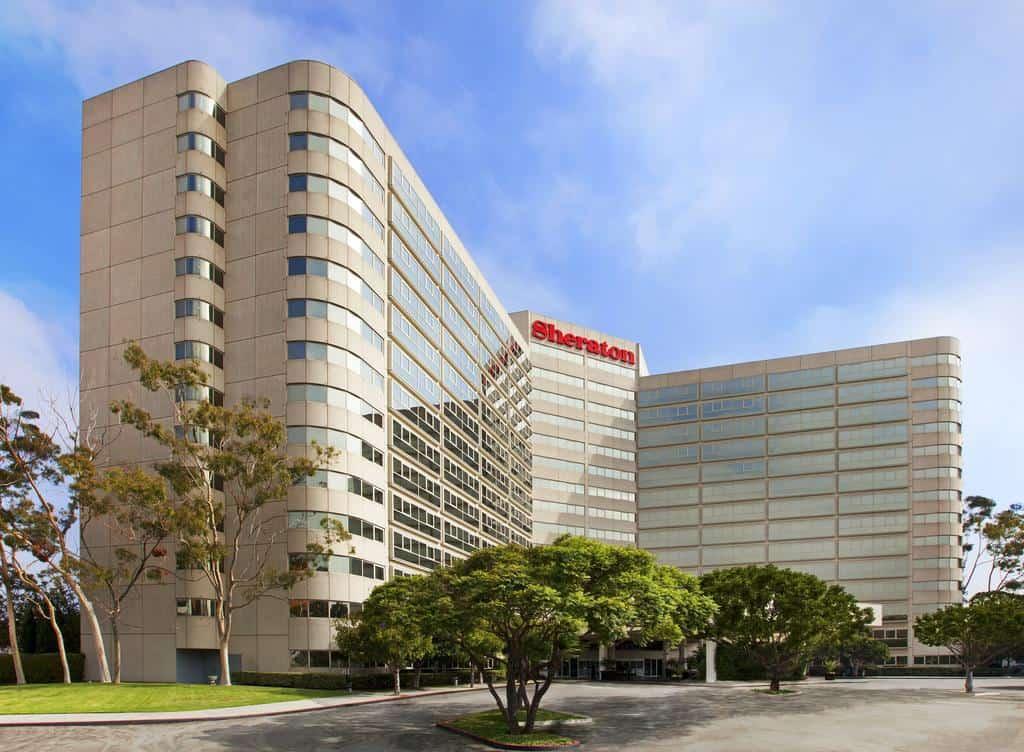 فندق شيراتون غيتواي لوس أنجلوس