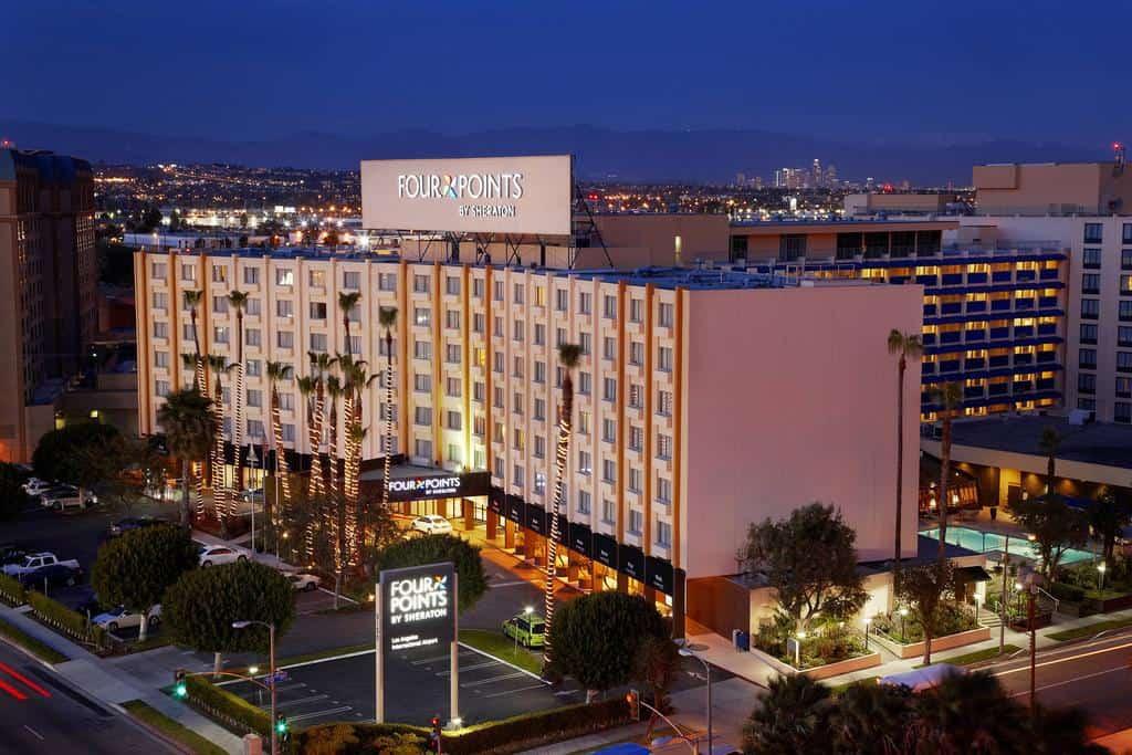 فندق فور بوينتس باي شيراتون لوس انجليس انترناشيونال