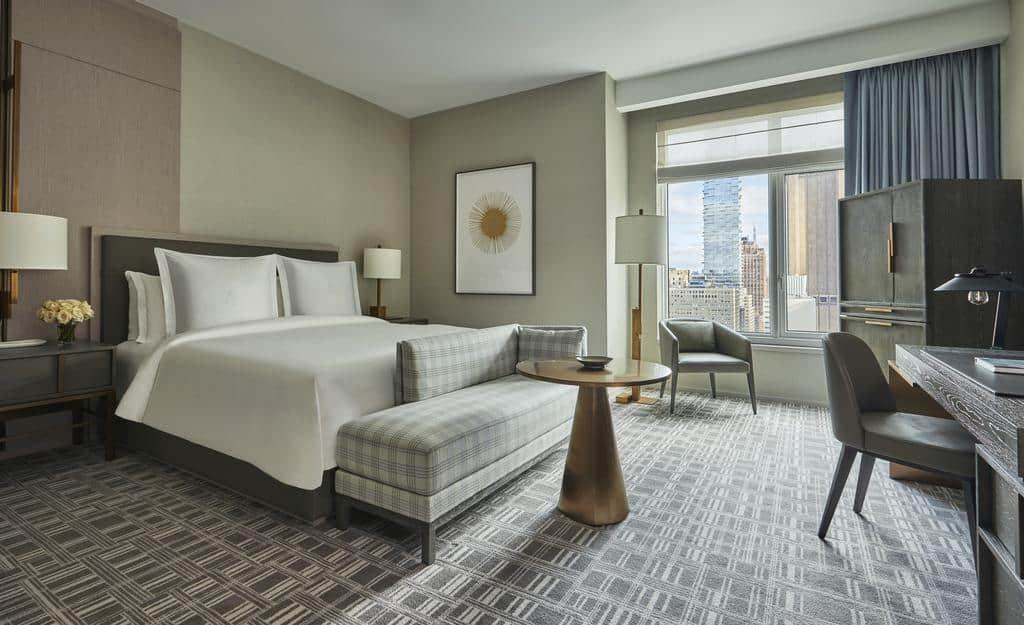 فندق فور سيزونز نيويورك داون تاون