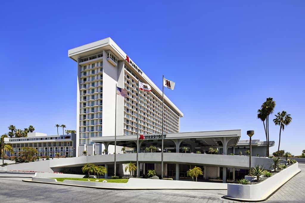 فندق ماريوت مطار لوس أنجلوس