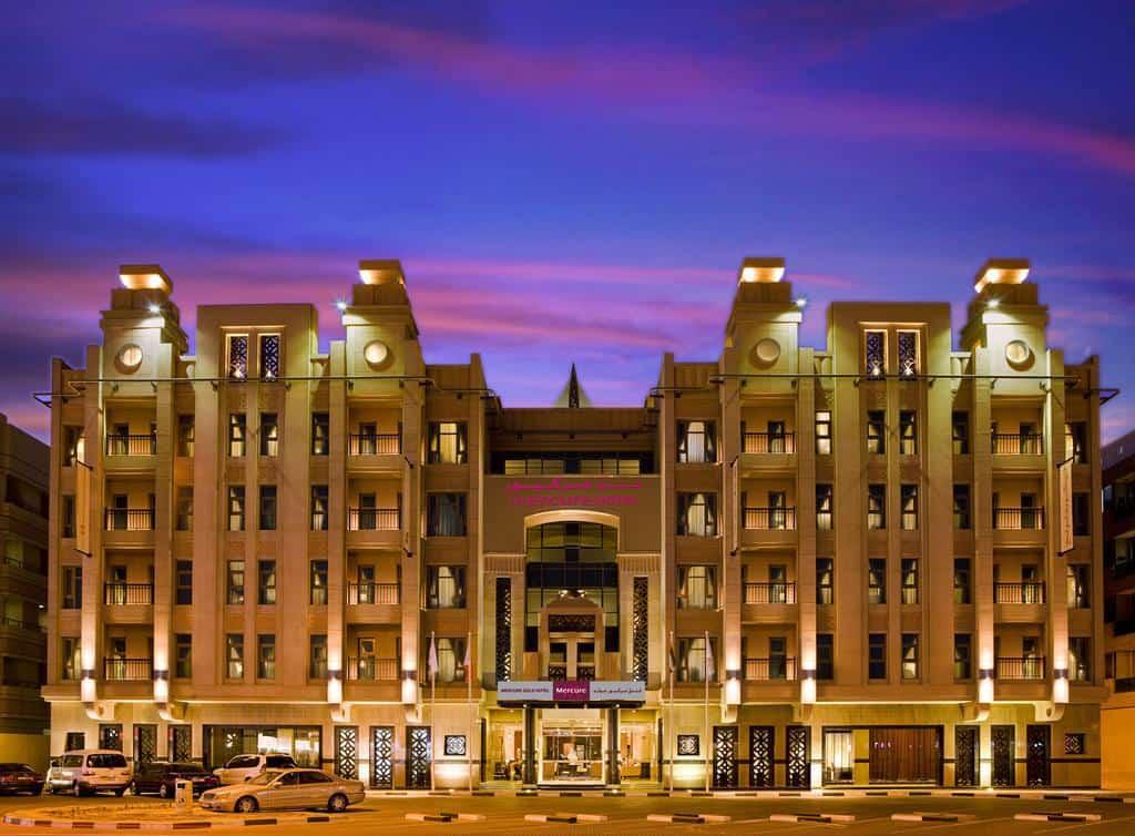 فندق ميركيور جولد